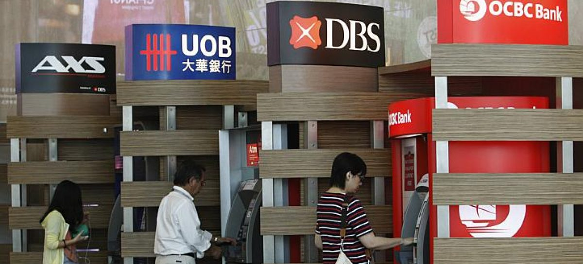 Singapore banks must innovate to thrive