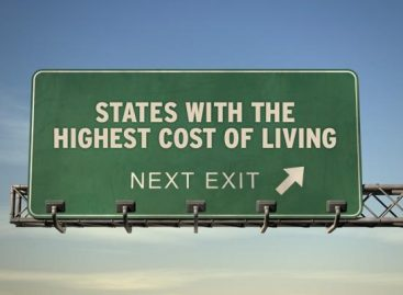 The 8 Most Expensive States to Live In