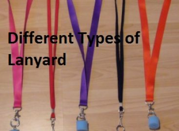 Different Types of Lanyard